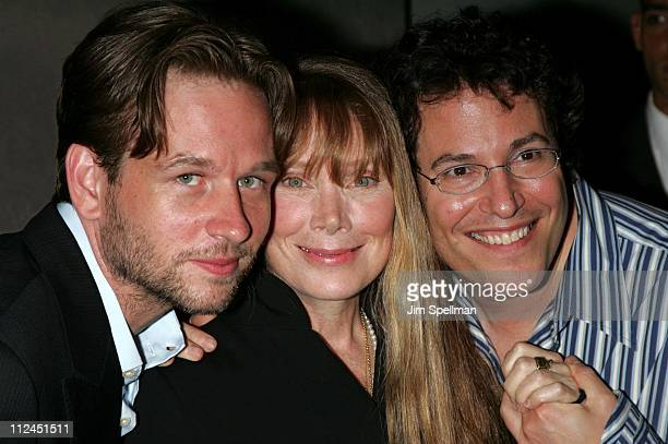 Dallas Roberts Sissy Spacek and Michael Mayer director
