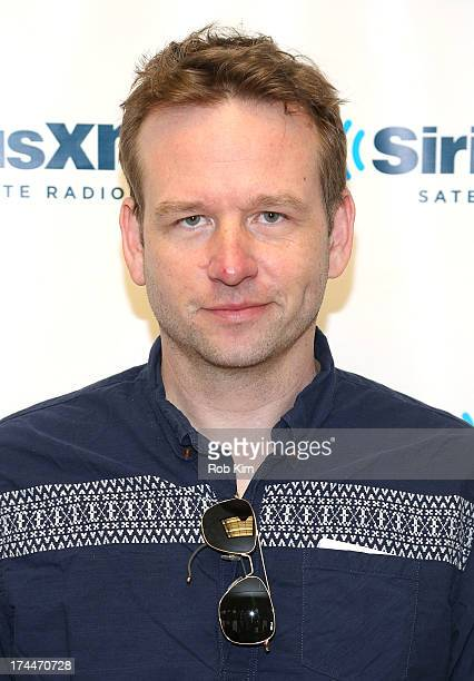 Dallas Roberts visits at SiriusXM Studios on July 26 2013 in New York City