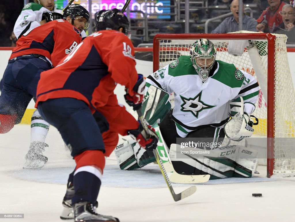 Not much has gotten past Kari Lehtonen lately (GettyImages)