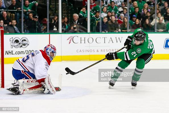 NHL: JAN 04 Canadiens at Stars Pictures | Getty Images