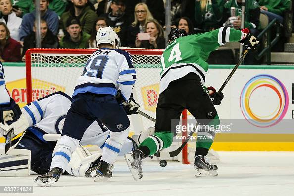 NHL: FEB 02 Jets at Stars Pictures | Getty Images