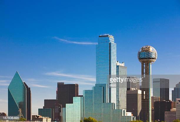 Dallas Texas city skyline cityscape