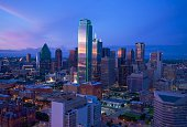 Dallas Tx skyline