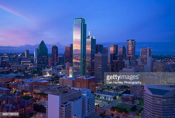 Dallas Tx skyline