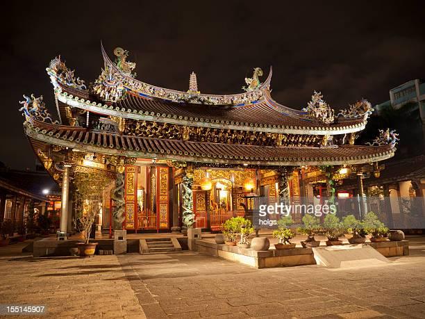 Dalongdong Baoan Temple, Taipei, Taiwan
