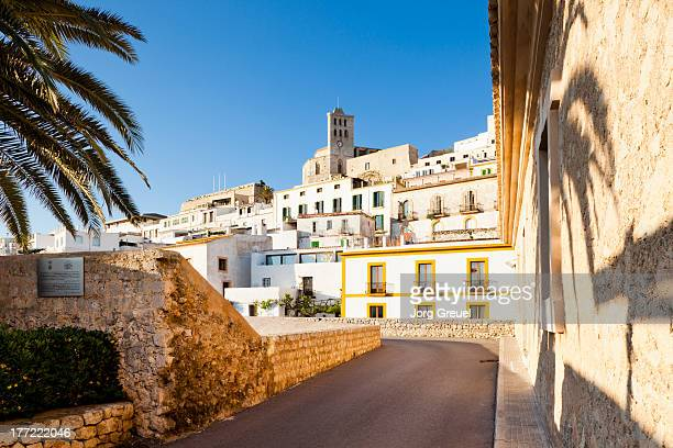 Dalt Vila at Sunrise