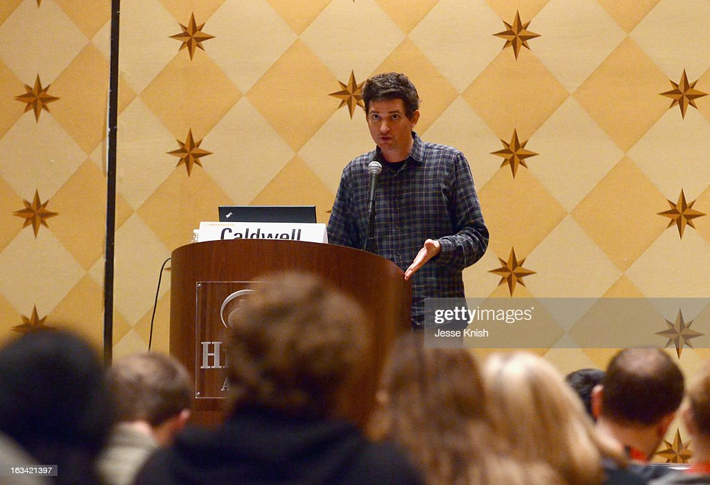Dalton Caldwell, Founder & CEO of App.net, speaks onstage at Is There an Alternative to Ad-Supported Social Networking? during the 2013 SXSW Music, Film + Interactive Festival at Hilton Austin on March 9, 2013 in Austin, Texas.