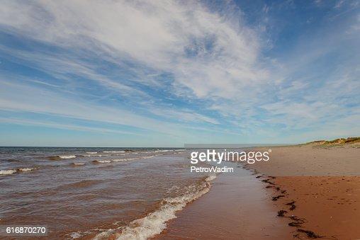 Dalvay Beach : Stock Photo