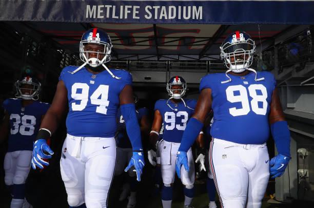 ... Seattle Seahawks v New York Giants 64dc72b0a