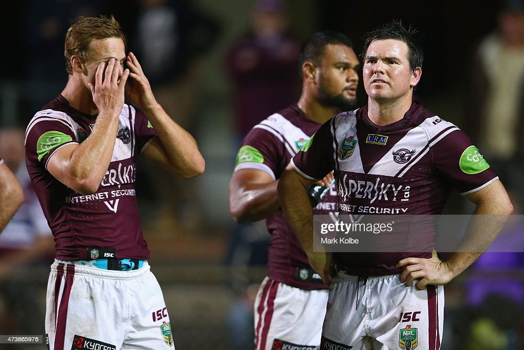 NRL Rd 10 - Sea Eagles v Panthers