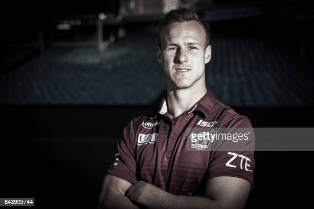 Daly CherryEvans poses for a portrait at the Foxsports NRL Finals 2017 Launch at Allianz Stadium on September 7 2017 in Sydney Australia