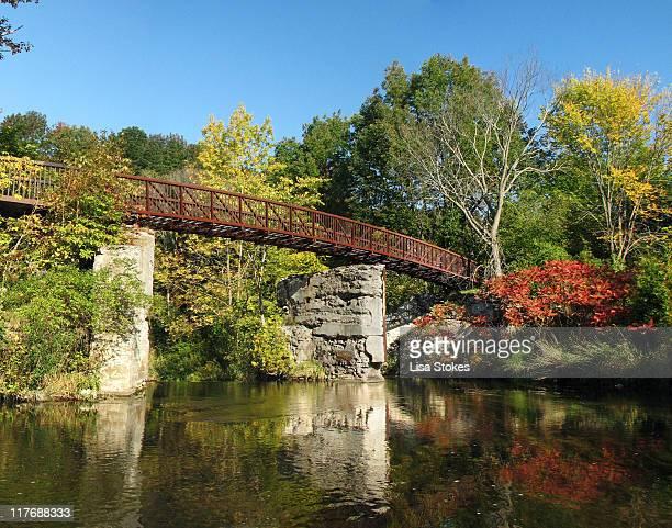 Dam Footbridge