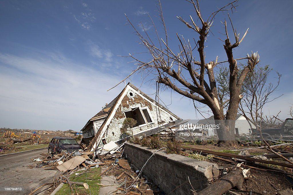 CONTENT] Damage from the F5 tornado that hit Joplin, MO on May 22, 2011.