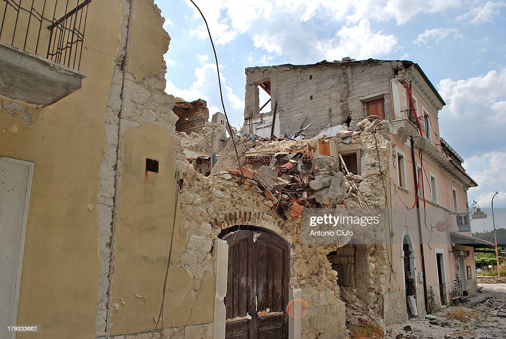 CONTENT] Damaged buildings following the 2009 earthquake The L'Aquila earthquake of 2009 consists of a series of seismic events which began in...