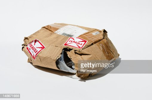 Damaged Package