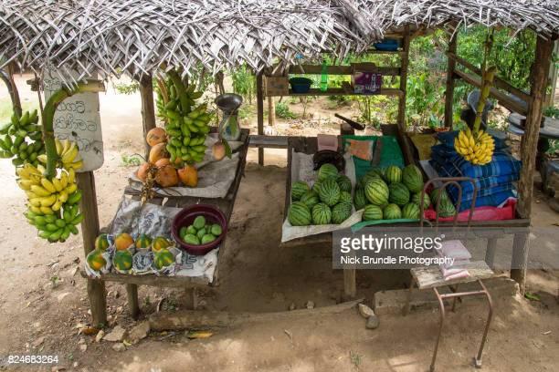 Dambulla wholesale vegetable and fruit market, Sri Lanka