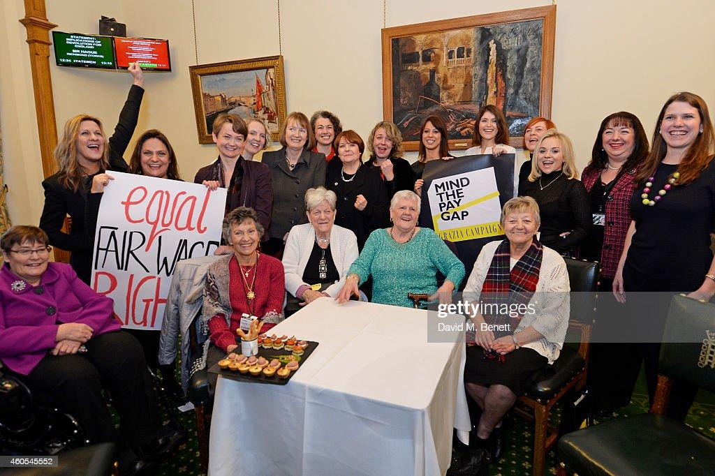Grazia Celebrates Landmark Parliamentary Vote On Equal Pay