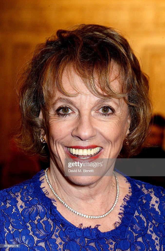 Dame Esther Rantzen attends the VIP performance of 'Kooza' by Cirque Du Soleil at Royal Albert Hall on January 6, 2015 in London, England.