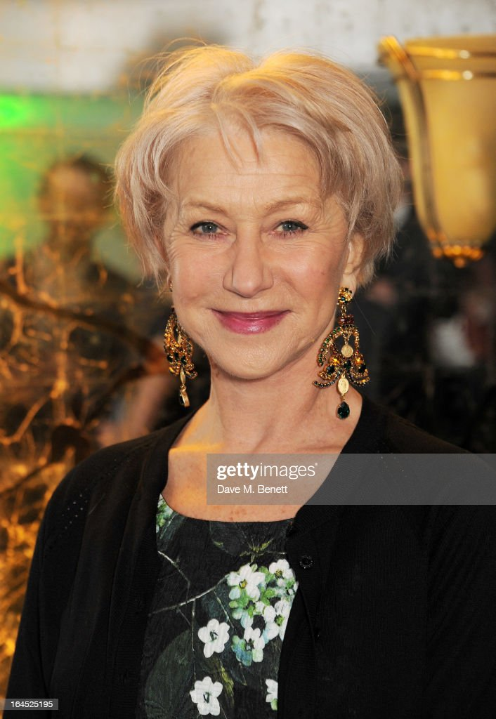 Dame <a gi-track='captionPersonalityLinkClicked' href=/galleries/search?phrase=Helen+Mirren&family=editorial&specificpeople=201576 ng-click='$event.stopPropagation()'>Helen Mirren</a> arrives at the Jameson Empire Awards 2013 at The Grosvenor House Hotel on March 24, 2013 in London, England.