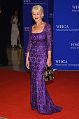 Dame Helen Mirren attends the 102nd White House Correspondents' Association Dinner on April 30 2016 in Washington DC