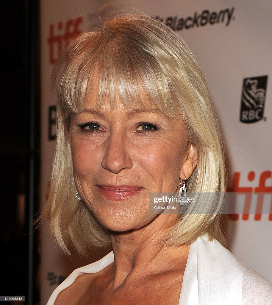 dame helen mirren attends the brighton rock premiere held at the picture id104068316