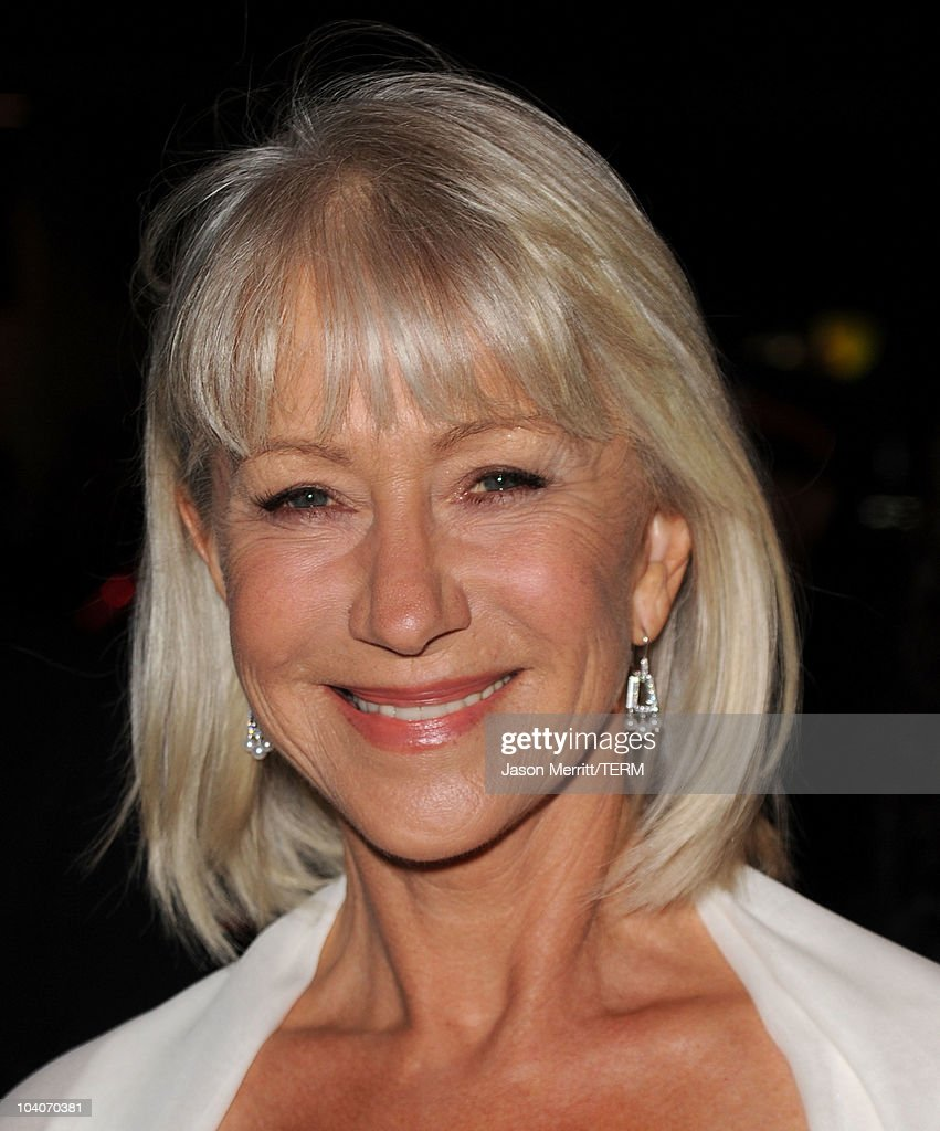dame helen mirren attends the brighton rock premiere held at the picture id104070381