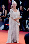 Dame Judi Dench attends the 'Philomenia' Premiere during The 70th Venice International Film Festival at Palazzo del Cinema on August 31 2013 in...