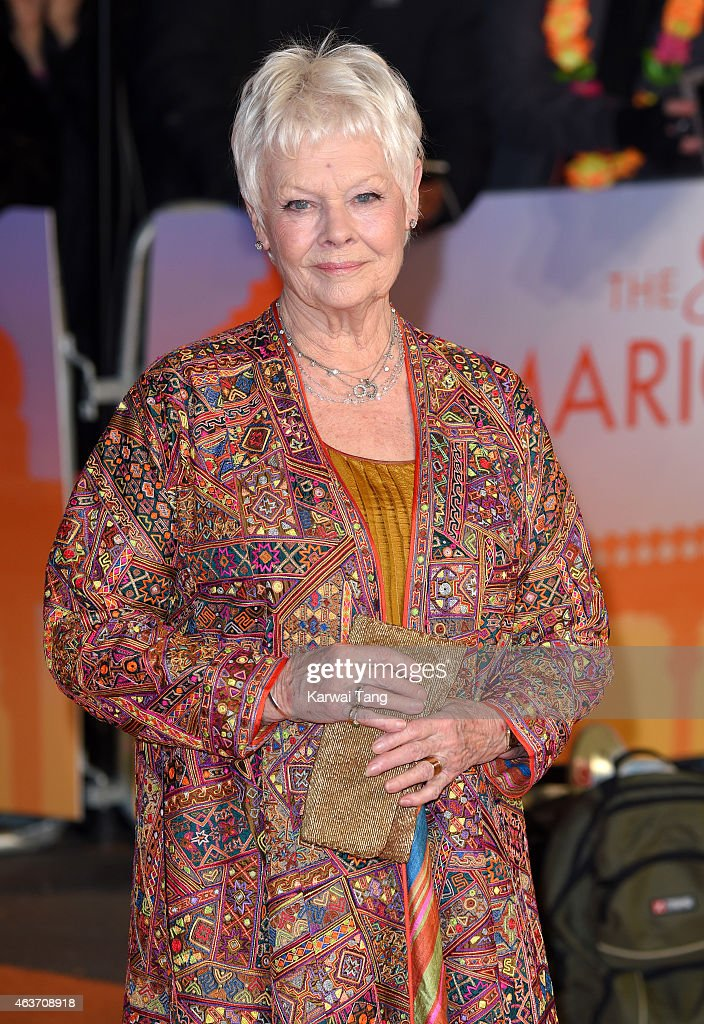 "The Royal Film Performance: ""The Second Best Exotic Marigold Hotel"" - World Premiere - Red Carpet Arrivals"