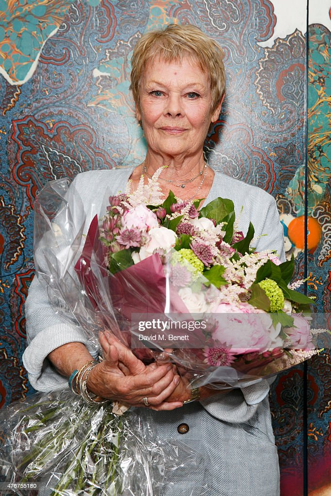 Dame Judi Dench In Conversation With Sir Richard Eyre
