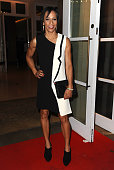 Dame Kelly Holmes attends the Hot Diamonds London Lifestyle Awards at The Hurlingham Club on October 17 2012 in London England