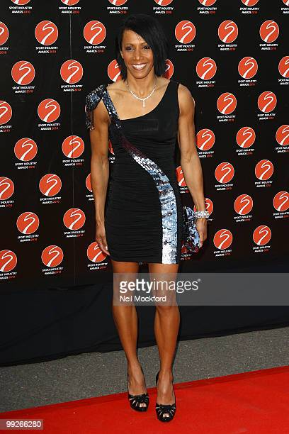 Dame Kelly Holmes attends the Sport Industry Awards at Battersea Evolution on May 13 2010 in London England