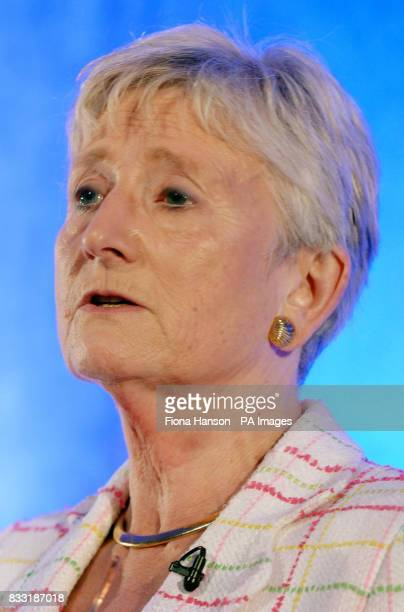 Dame Pauline NevilleJones Chairman of the National and International security Policy group speaking at Chatham House London today