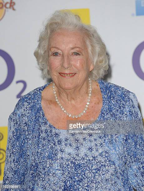Dame Vera Lynn attends the 02 Silver Clef Awards at London Hilton on July 2 2010 in London England
