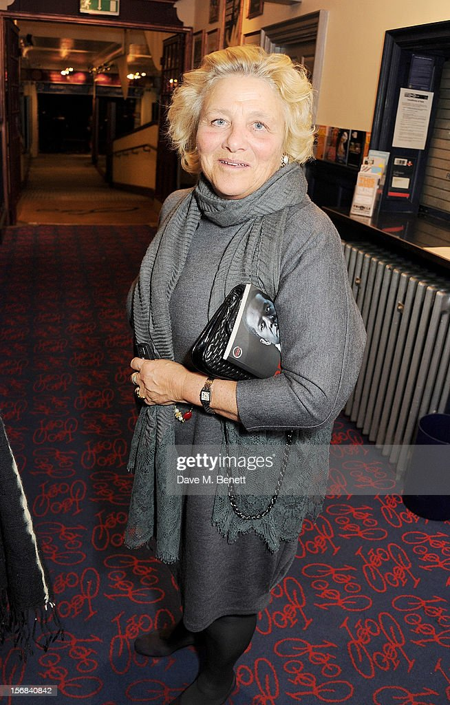 Dame Vivien Duffield attends Tricycle Theatre's 'Red Velvet: The Director's Party' on November 22, 2012 in London, England.