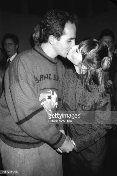 Damian Elwes Christina Oxenberg Billy Boy Barbie Party Barney's NYC November 17 1987