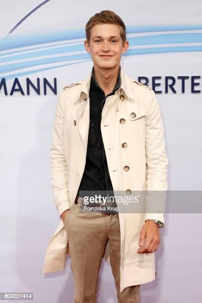 Damian Hardung attends the 'Bertelsmann Summer Party' at Bertelsmann Repraesentanz on June 22 2017 in Berlin Germany