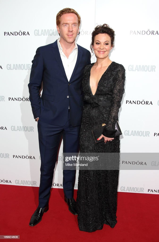 <a gi-track='captionPersonalityLinkClicked' href=/galleries/search?phrase=Damian+Lewis&family=editorial&specificpeople=206939 ng-click='$event.stopPropagation()'>Damian Lewis</a> and <a gi-track='captionPersonalityLinkClicked' href=/galleries/search?phrase=Helen+McCrory&family=editorial&specificpeople=214616 ng-click='$event.stopPropagation()'>Helen McCrory</a> attend Glamour Women of the Year Awards 2013 at Berkeley Square Gardens on June 4, 2013 in London, England.