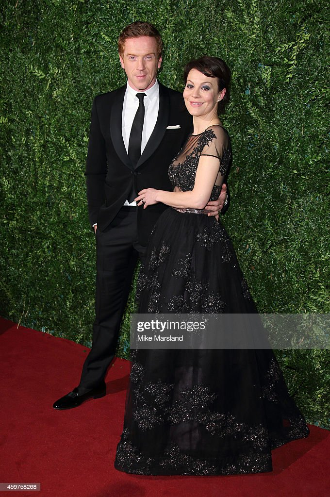 <a gi-track='captionPersonalityLinkClicked' href=/galleries/search?phrase=Damian+Lewis&family=editorial&specificpeople=206939 ng-click='$event.stopPropagation()'>Damian Lewis</a> and <a gi-track='captionPersonalityLinkClicked' href=/galleries/search?phrase=Helen+McCrory&family=editorial&specificpeople=214616 ng-click='$event.stopPropagation()'>Helen McCrory</a> attend the 60th London Evening Standard Theatre Awards at London Palladium on November 30, 2014 in London, England.