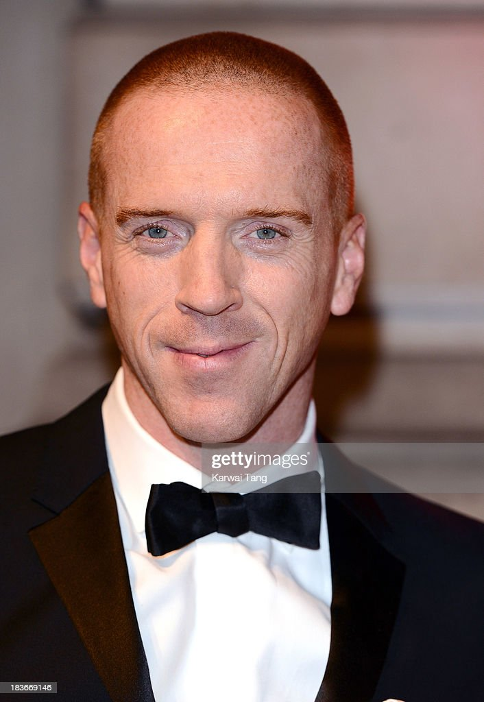 <a gi-track='captionPersonalityLinkClicked' href=/galleries/search?phrase=Damian+Lewis&family=editorial&specificpeople=206939 ng-click='$event.stopPropagation()'>Damian Lewis</a> attends a gala dinner hosted by the BFI ahead of the London Film Festival at 8 Northumberland Avenue on October 8, 2013 in London, England.