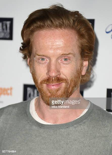 Damian Lewis attends BBC Two's drama 'Peaky Blinders' UK premiere screening of episode one series three at BFI Southbank on May 3 2016 in London...