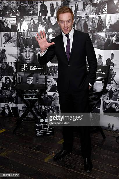Damian Lewis attends Studio Babelsberg Soho House Berlinale Party with GREY GOOSE at the 'QUEEN OF THE DESERT' Studio Babelsberg Berlinale...