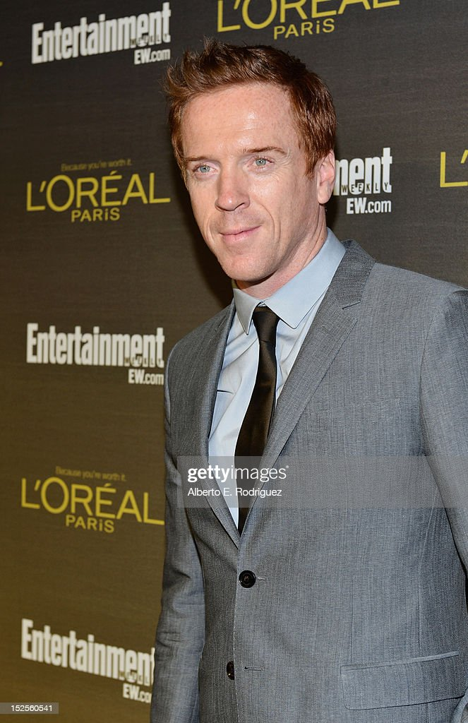 Damian Lewis attends The 2012 Entertainment Weekly Pre-Emmy Party Presented By L'Oreal Paris at Fig & Olive Melrose Place on September 21, 2012 in West Hollywood, California.