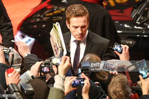 Damian Lewis attends the ''Queen of the Desert' premiere during the 65th Berlinale International Film Festival on February 06 2015 in Berlin Germany