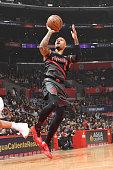 CA: Portland Trail Blazers v Los Angeles Clippers