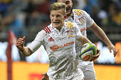 Damian McKenzie of the Chiefs during the Super Rugby Quarter Final match between the DHL Stormers and Chiefs at DHL Newlands on July 23 2016 in Cape...
