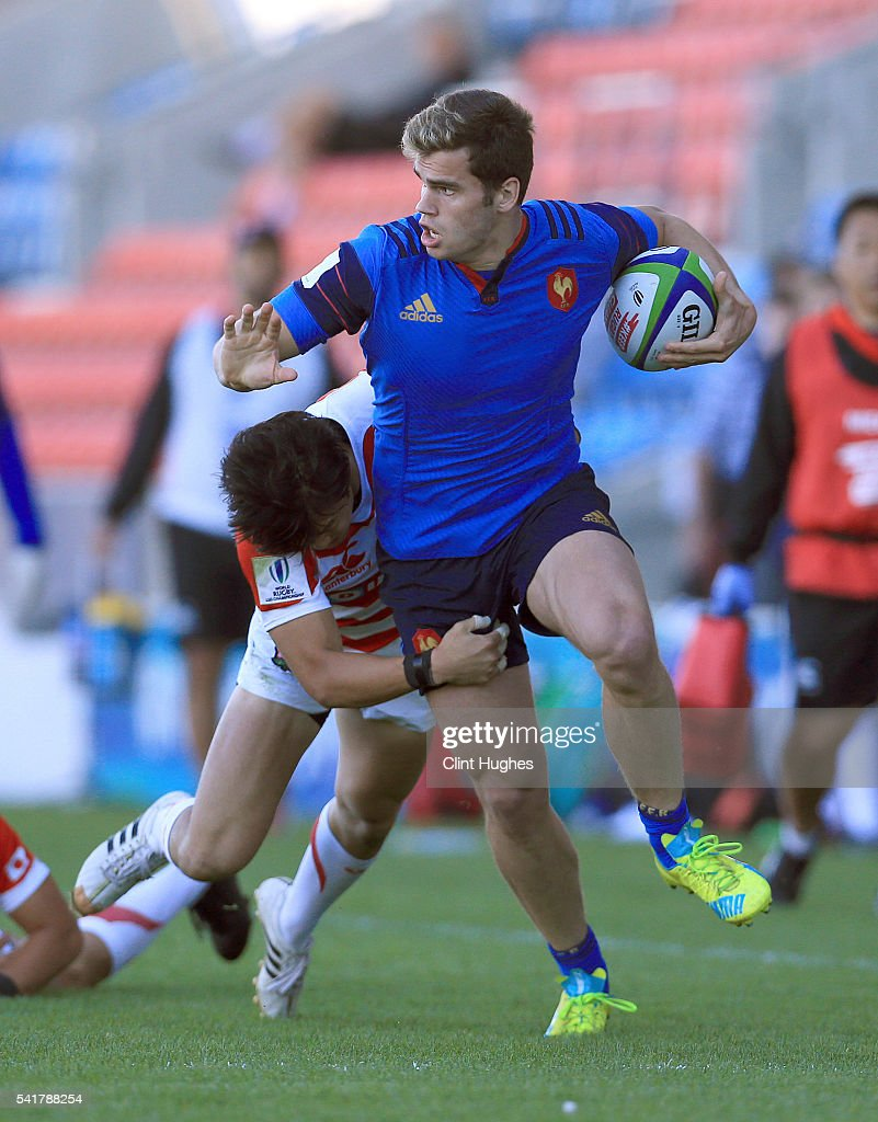 France v Japan: World Rugby U20 Championship - 9th Place Semi Final
