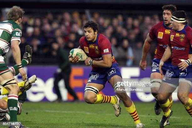 Damien CHOULY Perpignan / Leicester Tigers HCup
