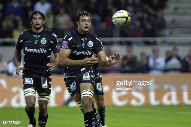 Damien CHOULY Clermont Auvergne / Brive 11eme journee de Top 14