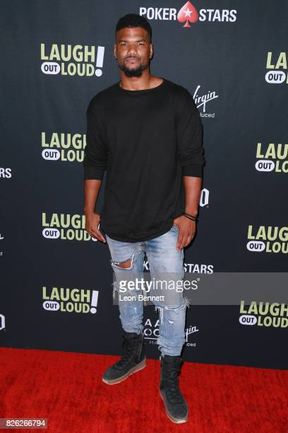 Damien Dante Wayans attends the Kevin Hart and Jon Feltheimer Host Launch Of Laugh Out Loud at Private Residence on August 3 2017 in Beverly Hills...