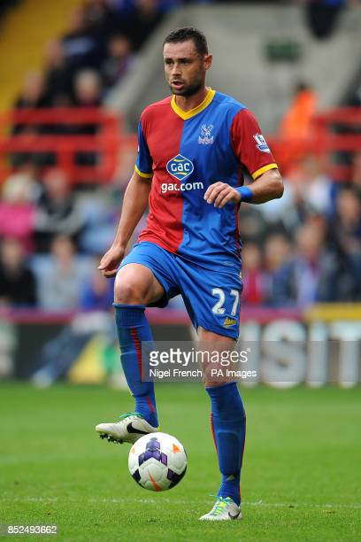 Damien Delaney Crystal Palace